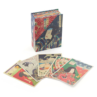 JapaneseWoodblockPostcards